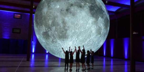 Museum of the Moon Luke Jerram_Twitter